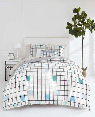 Jonathan Adler Now House by Paintbox Full/Queen Duvet Cover Set Bedding