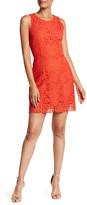 Amanda Uprichard Poppy Crochet Knit Dress