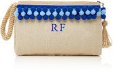 Rae Feather M'Onogram Pinata Clutch