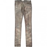 Faith Connexion Grey Cotton - elasthane Jeans for Women