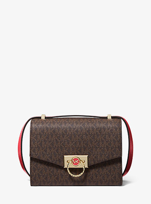 Michael Kors Hendrix Extra-Small Logo Convertible Crossbody Bag