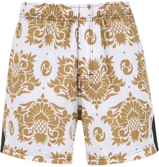 OSKLEN Printed Shorts