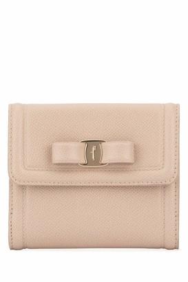 Salvatore Ferragamo Vara Bow Small Wallet