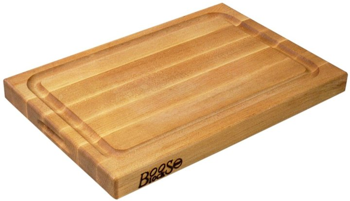 "John Boos BBQ Board - Maple - 18"" x 12"""