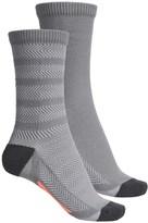 adidas outdoor Studio ClimaLite® Socks - 2-Pack, Crew (For Women)