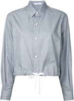 ASTRAET cropped shirt - women - Cotton - One Size