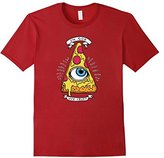 Ripple Junction Men's In God We Crust T-Shirt Large