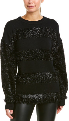 ZAC Zac Posen Wool-Blend Sweater