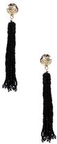 Amrita Singh Dome Seed Bead Earrings