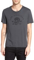 John Varvatos Men's Los Angeles Skull Graphic T-Shirt