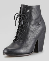 Rag and Bone Rag & Bone Miles Lace-Up Ankle Boot