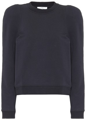 Tibi Cotton-blend sweatshirt