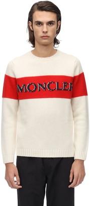 MONCLER GENIUS Wool Knit Sweater
