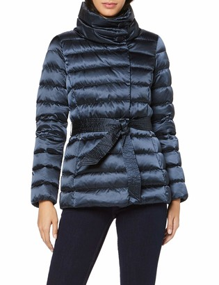 Geox Women's Chloo Mid-Length Down Coat Outerwear