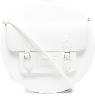 MM6 MAISON MARGIELA Circular Satchel Bag