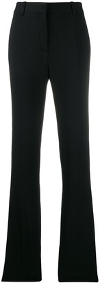 Victoria Beckham Flared Tailored Trousers