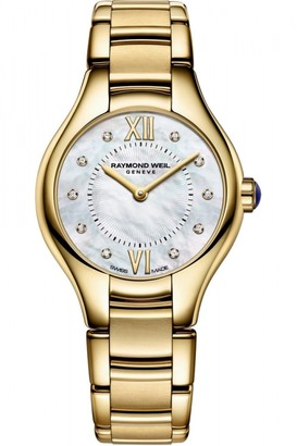 Raymond Weil Ladies Noemia 24mm Diamond Watch 5124-P-00985