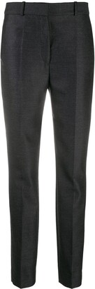 Victoria Victoria Beckham Fitted Tailored Wool Trousers