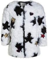 Ikks CARGO OH MY CAPTAIN Classic coat blanc cassé