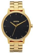 Nixon Women's 'The Kensington' Round Bracelet Watch, 37Mm