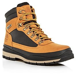Timberland Men's Field Trekker Waterproof Nubuck Leather Cold-Weather Boots