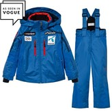 Phenix Blue Norway Alpine Team Ski Set