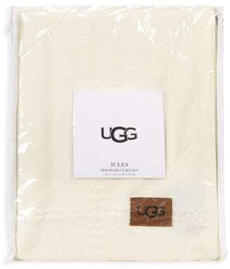 UGG Jules Shower Curtain