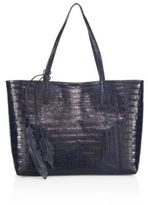 Nancy Gonzalez Erica Crocodile Tote