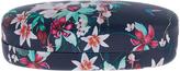 Accessorize Eden Floral Print Hard Sunglasses Case