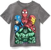 Old Navy Marvel Comics Super-Hero Tee for Toddler
