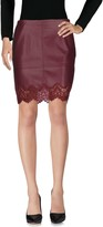 Patrizia Pepe Knee length skirts - Item 35329054