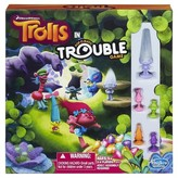 Hasbro Trouble Trolls In Trouble Board Game