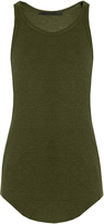 Haider Ackermann Fugazi scoop-neck tank top