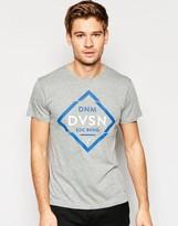 Esprit T-Shirt with Denim Division Print