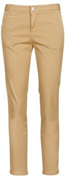 Benetton women's Trousers in Beige