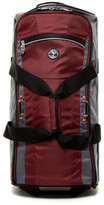 "Timberland Danvers River 24"" Wheeled Duffle"