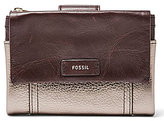 Fossil Ellis Metallic Multifunction Wallet
