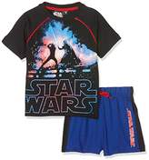 Star Wars Boy's 19-1763 TC T-Shirt and Shorts,4 years (Manufacturer size: 104 cm)
