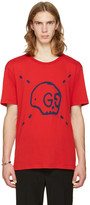 Gucci Red Ghost T-Shirt