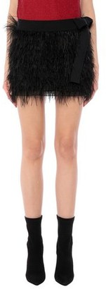 Merci ..,MERCI Mini skirt