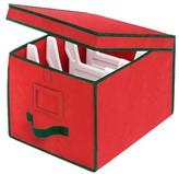 Whitmor Christmas Light Storage Box - Red