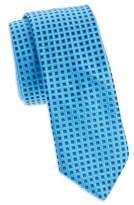 Ted Baker Geo-Print Silk Tie