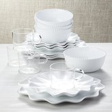 Crate & Barrel Mallorca 20-Piece Dinnerware Set