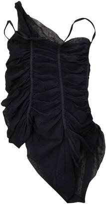 Plein Sud Jeans Black Top for Women