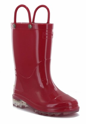 Western Chief Waterproof PVC Light-up Rain Boot