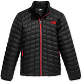 The North Face ThermoBall Zip-Up Puffer Jacket, Big Boys (8-20)