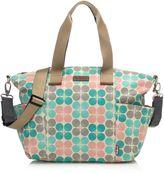 Babymel BabymelTM Evie Floral Dot Diaper Bag in Pastel