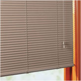 JCP HOME JCPenney HomeTM Custom 1 Aluminum Horizontal Blinds