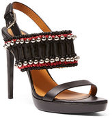 Ralph Lauren Jerusha Embroidered Sandal