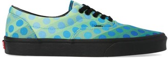Vans Polka Dot Lace Up Sneakers